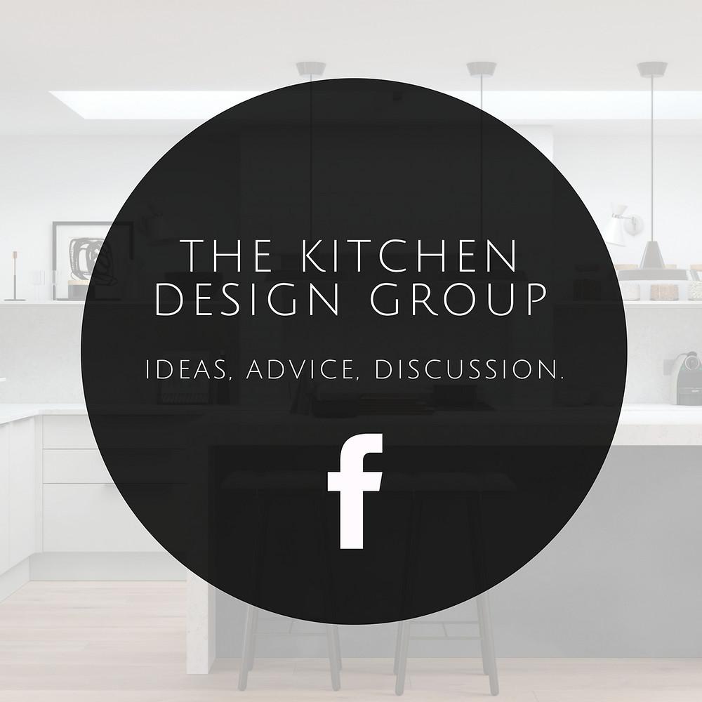 The kitchen design group on Facebook