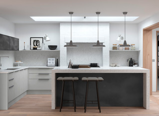 DESIGN | Can I Have an Island in My Kitchen?