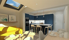 Free kitchen design & quotation Manchester
