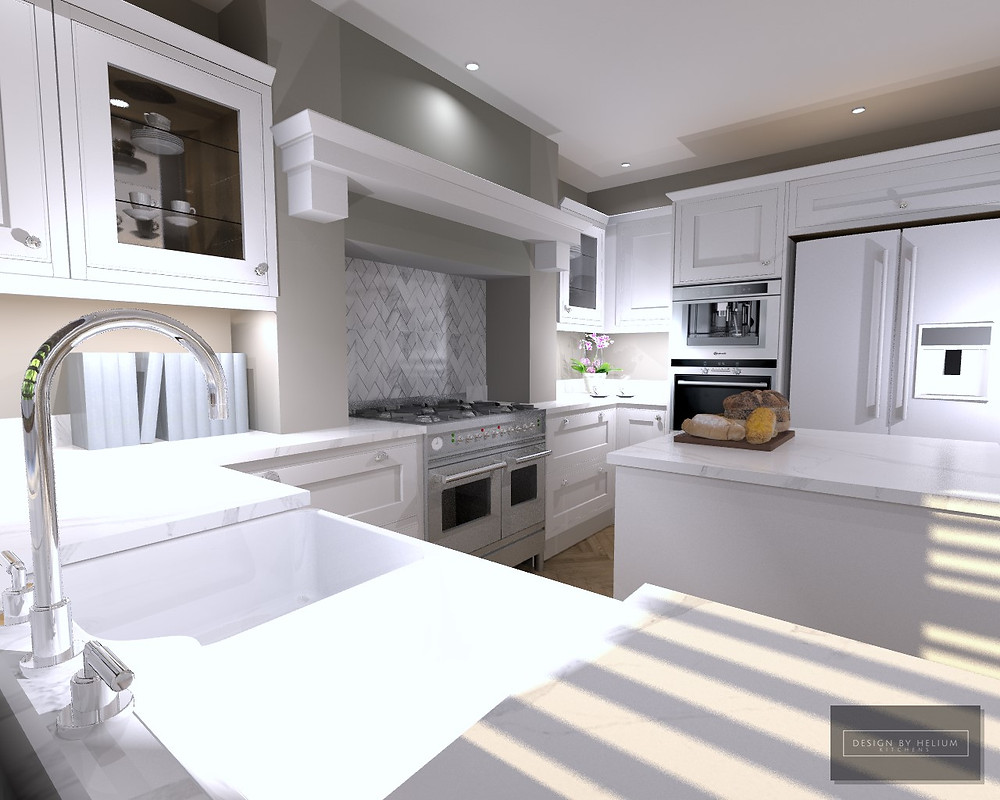 Kitchen Designer England