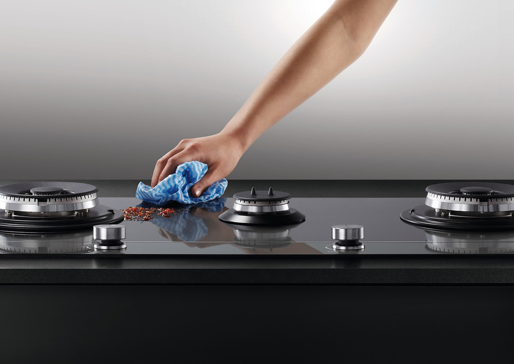 Fisher & Paykel Gas hob