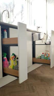 Peka Fioro sink storage