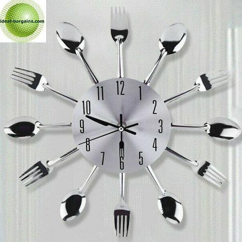 Kitchen theme clock -