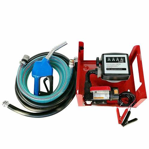 Fuel Transfer Pump 12V Diesel Kerosene Car Tractor Truck Oil Commercial US