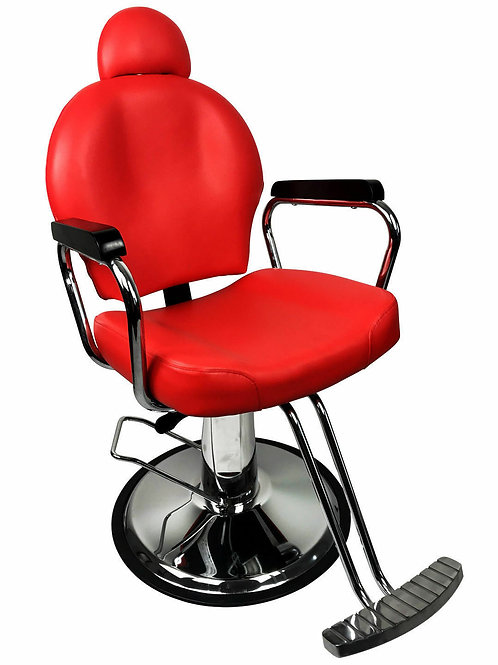 BarberPub Hydraulic Barber Chair Reclining Salon Spa Chair Styling Equipment
