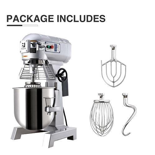 30 Qt 1.5HP Electric Food Stand Mixer Dough Mixer Cooking restaurants Commercial