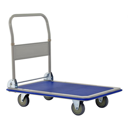 330lbs-Platform-Cart-Dolly-Folding-Foldable-Moving-Warehouse-Push-Hand-Truck-