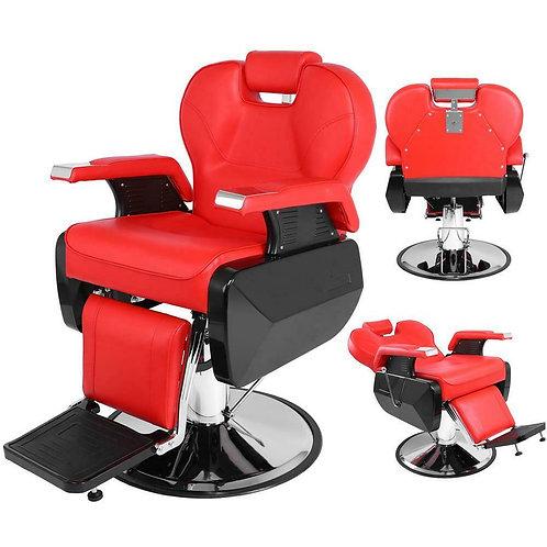 Hydraulic Recline Barber Chair Heavy Duty Shampoo Salon Beauty Hair Stylist Spa