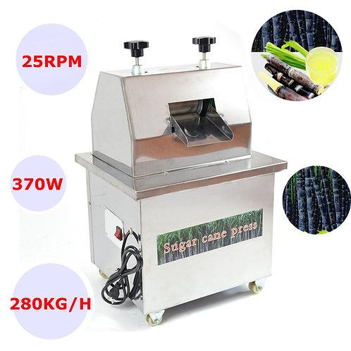 Mini Electric Sugar Cane Ginger Press Juicer Stainless Steel Desktop 110V/220