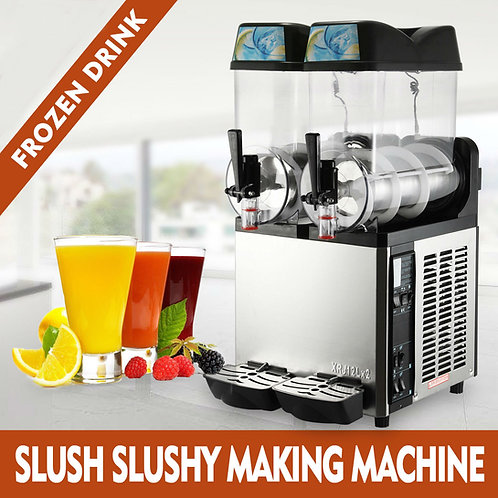 Double slush machine - MONEY MAKER