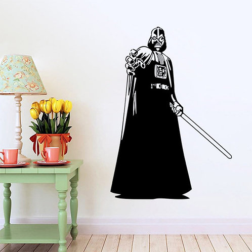 Removable Star Wars Dark Side Sticker