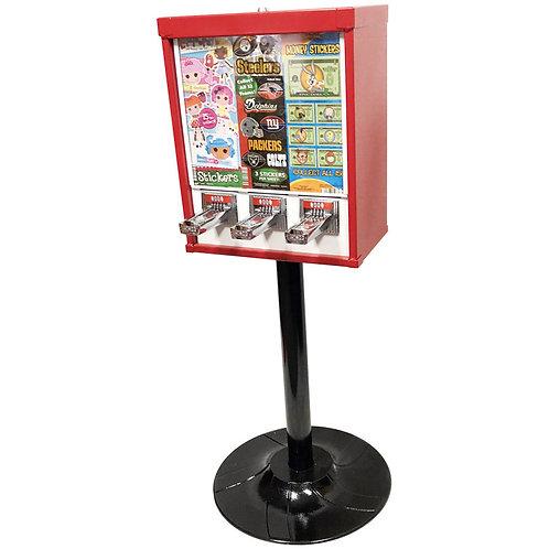 Eagle sticker & tattoo vending machine