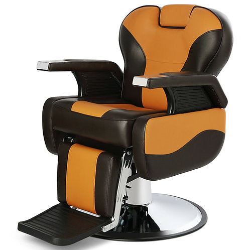 Pro Hydraulic Recline Barber Chair Heavy Duty Shampoo Spa Beauty Salon Equipment
