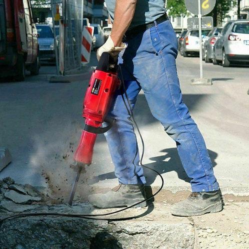 Lightweight 30 lb Electric Concrete Breaker Demo Jack Hammer
