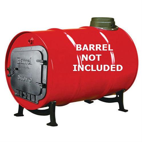 Barrel-Stove-Kit-Wood-Burning-Cabin-Garage-Greenouse House