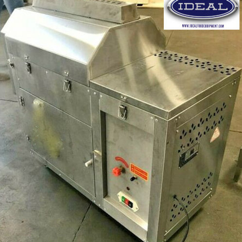 28 Lbs Outdoor Coffee Roaster Nuts Bean Roasting Machine Commercial NAT or LP