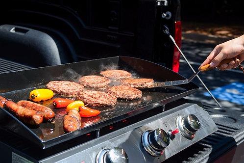"25"" Propane flat top grill"