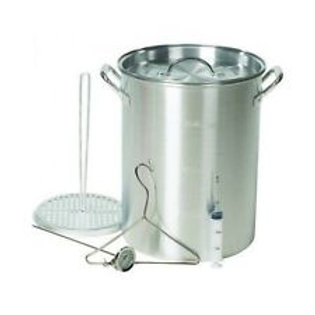 TURKEY FRYER POT - WITH ACCESSORIES .... BRAND NEW - FREE SHIPPING