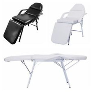 No Assembly - Folding Massage Bed Chair Beauty Spa Salon Barber Tattoo Chair -