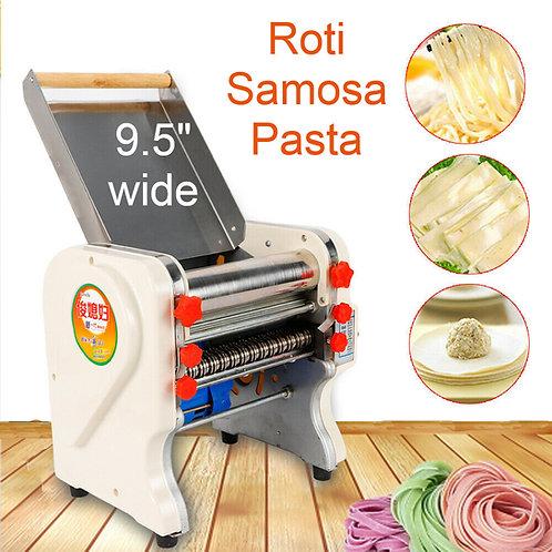 110 v electric pasta - roti - samosa - pot sticker roller machine