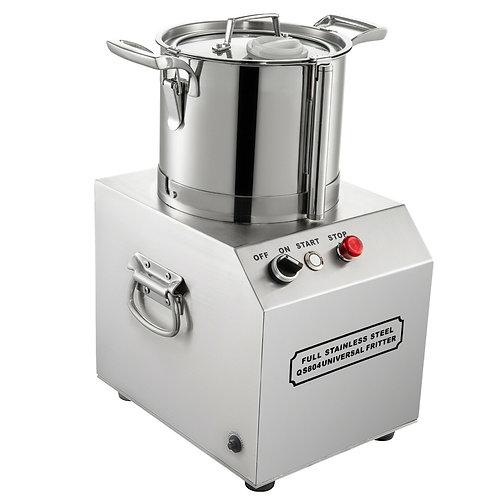 4L Commercial Food Processor Food Grinder Food Chopper S.Steel Vegetable Dicer