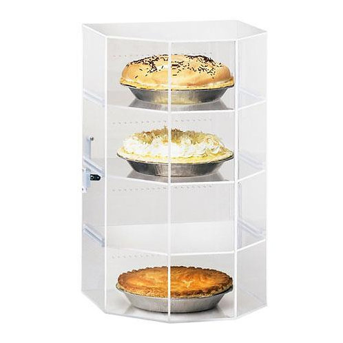 Cal-Mil - 252 - 3-Tier Display Case Bakery, Cake, Pie, Pastry