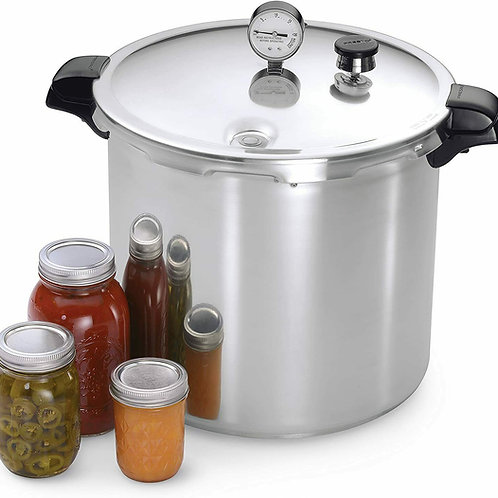 21 LITRE PRESSURE COOKER - BRAND NEW - FREE SHIPPING