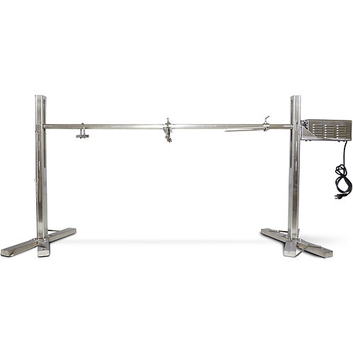 Titan-Outdoors-Stainless-Steel-125-lb-Capacity-Campfire-Rotisserie-System-