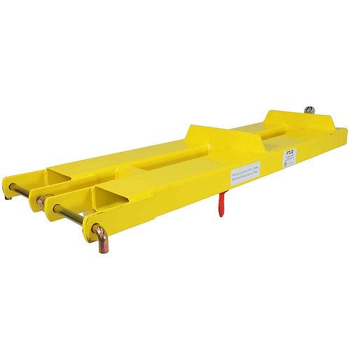 Forklift Mobile Crane Lifting Hoist Jib Boom Lifting Hook Receiver Ball -