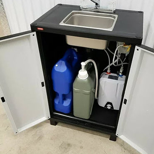 Portable Hand Wash Sink Mobile Station NSF NEW Hot Water Heater