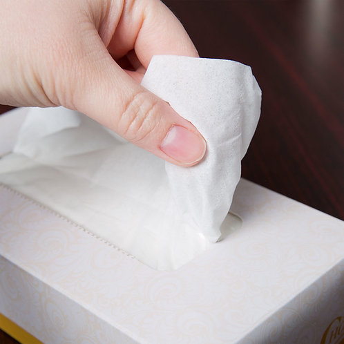 2-Ply Facial Tissue Box - 30/Case - Free local delivery