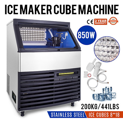 440 ICE CUBE MACHINE