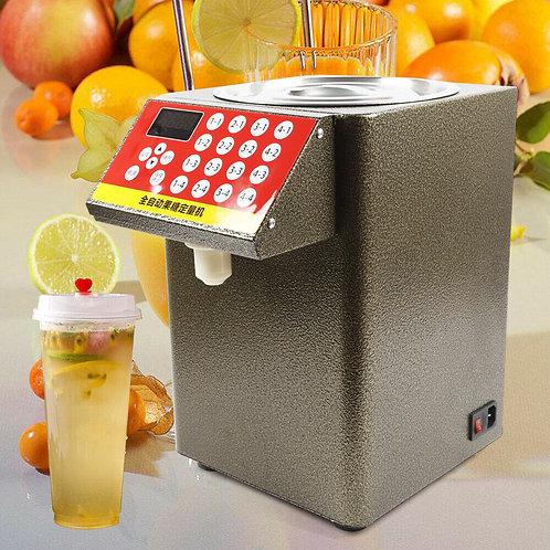 110V 60Hz Bubble Tea Fructose Dispenser Equipment Fructose Quantitative Machine