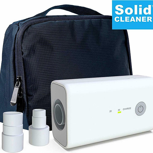 Cpap Cleaner and Sanitizer for Breathing Machine Sleep Apnea Travel Portable