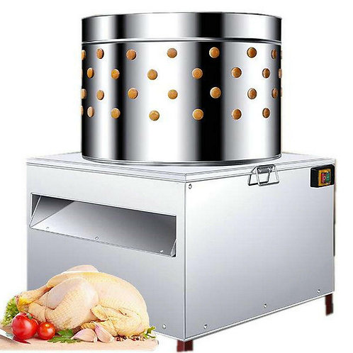 New Turkey Chicken Duck Feather Plucker Plucking Machine Poultry Defeathering