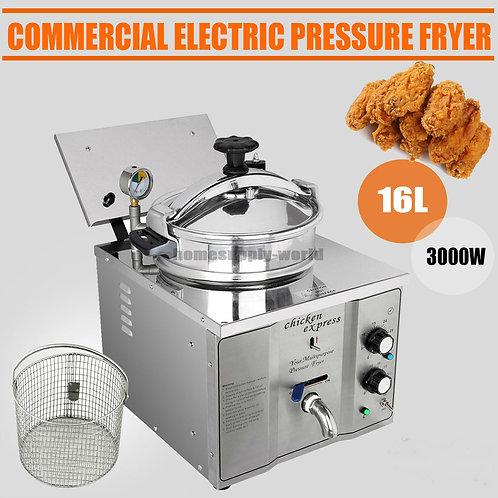 Pressure fryer - chicken - fish -
