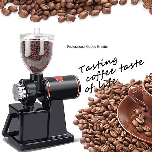 Home Commercial Electric Automatic Espresso Coffee Grinder  Machine - 2 colors
