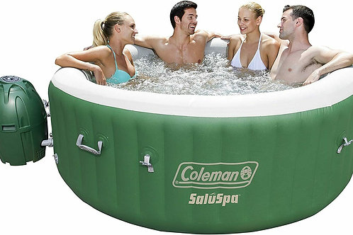 Hot tub inflatable  -  B77 x 28 Inch Inflatable  AirJet Pool Spa