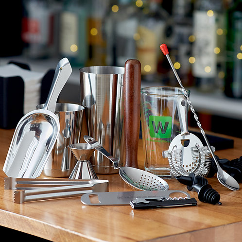 13 piece Cocktail Kit