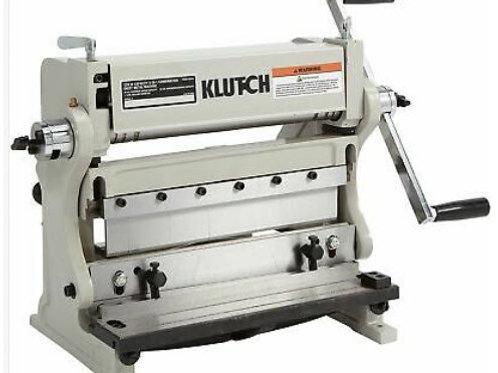 3-In-1 Combination Sheet Metal Machine - 12in.W Capacity