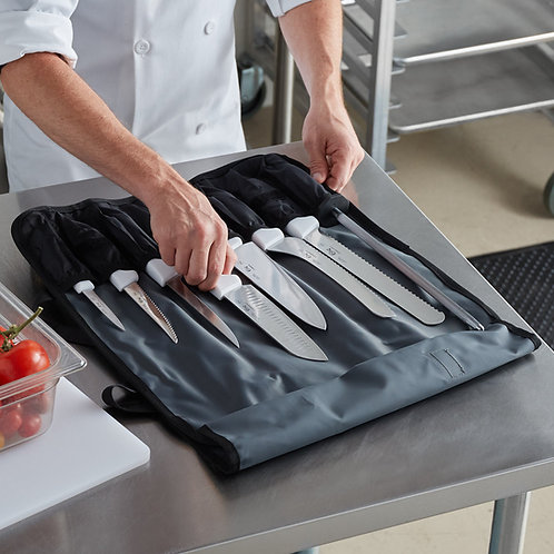 PRO CHEF 9 PIECE KNIFE SET -