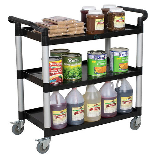 UTILITY BUS CART - BLACK OR GREY BRAND NEW