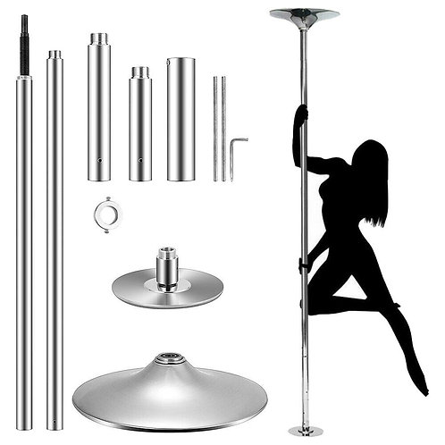 Pro Stripper pole - dancing - fitenss spinng exerciser