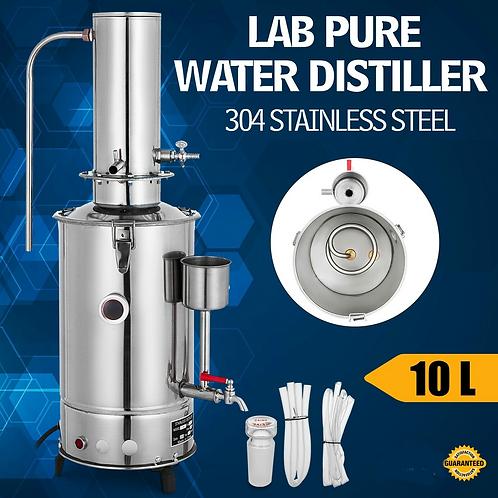 Water distiller- pure water