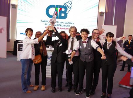 Campionati Italiani Barman 2019: due premi importanti per il CFPA Casargo