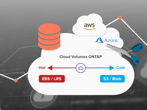 Cut your Cloud Storage TCO by 80% with NetApp Cloud Volumes ONTAP