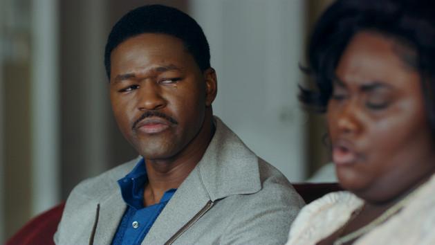 Rob Demery as MLK