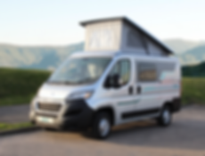 Trouvaille Converted Demonstrator Campervan for sale sheffield