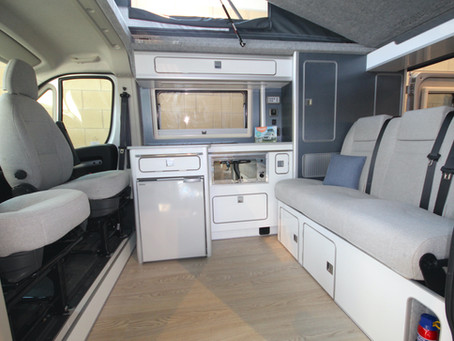 Personalise your Trouvaille Campervan