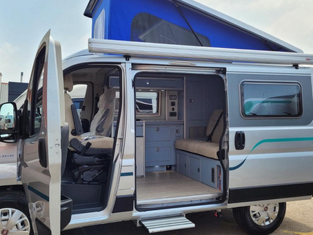 A Personalised Trouvaille Campervan